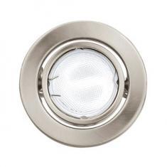 Energiespar Einbauleuchte matt-nickel/ 30061 Eglo