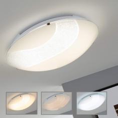 """Dimmbare LED Deckenleuchte """"AGILED""""mit Fernbedienung"""