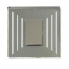 Briloner STAIRS LED Einbauleuchte Funktionsleuchte 7133-611
