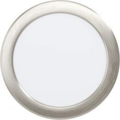 EGLO LED Einbaustrahler Fueva 5, Ø 16,6 cm,