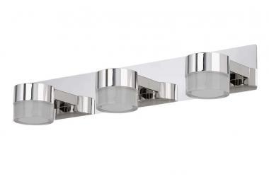 LED Bad Wand-Spiegelleuchte 3-flammig