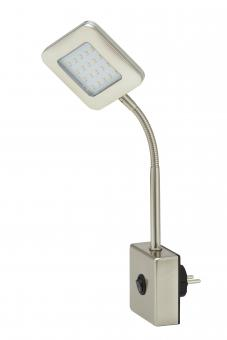 LED Steckerleuchte incl.Wippschalter