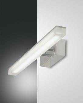 Wandleuchte Saura, LED Spiegel- und Bilderleuchte, IP44
