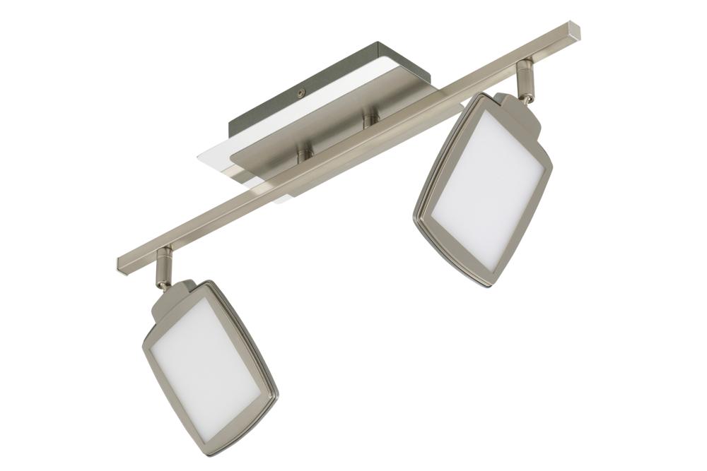 leuchten treff briloner unoled led deckenleuchte dimmbar 2 flammig 2923 022 online kaufen. Black Bedroom Furniture Sets. Home Design Ideas