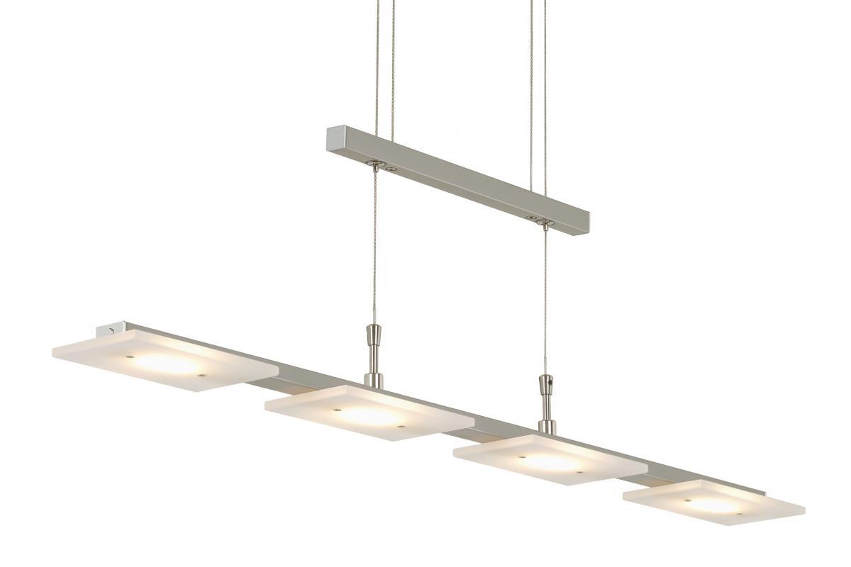 leuchten treff briloner led pendelleuchte mit dimmer h henverstellbar online kaufen. Black Bedroom Furniture Sets. Home Design Ideas